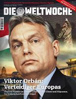 Angela Merkel, Die Weltwoche, Európai Unió, migráció, Orbán Viktor, sajtószemle,