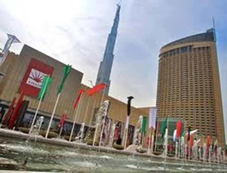 Dubai Shopping Mall Photographs And Wallpapers