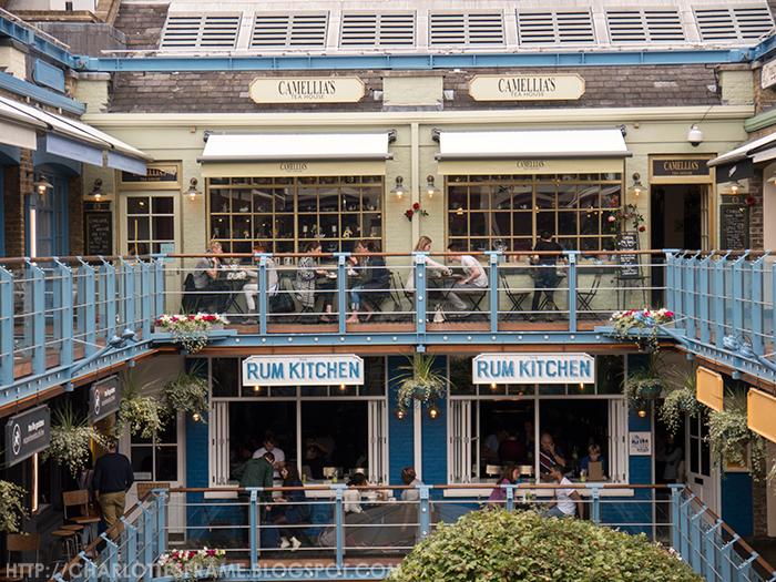 Rum Kitchen, Camellia's Tea House, Kingly Court,