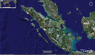 Nama-nama Provinsi di Pulau Sumatera