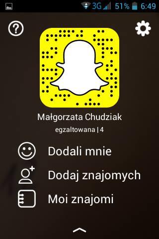 Snapchat! :D