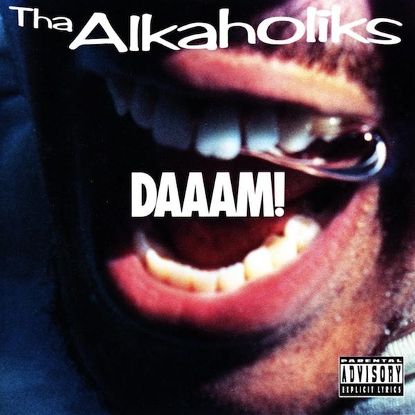 Tha Alkaholiks – Daaam! (CDS) (1994) (192 kbps)