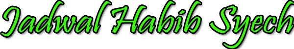 Jadwal Habib Syech