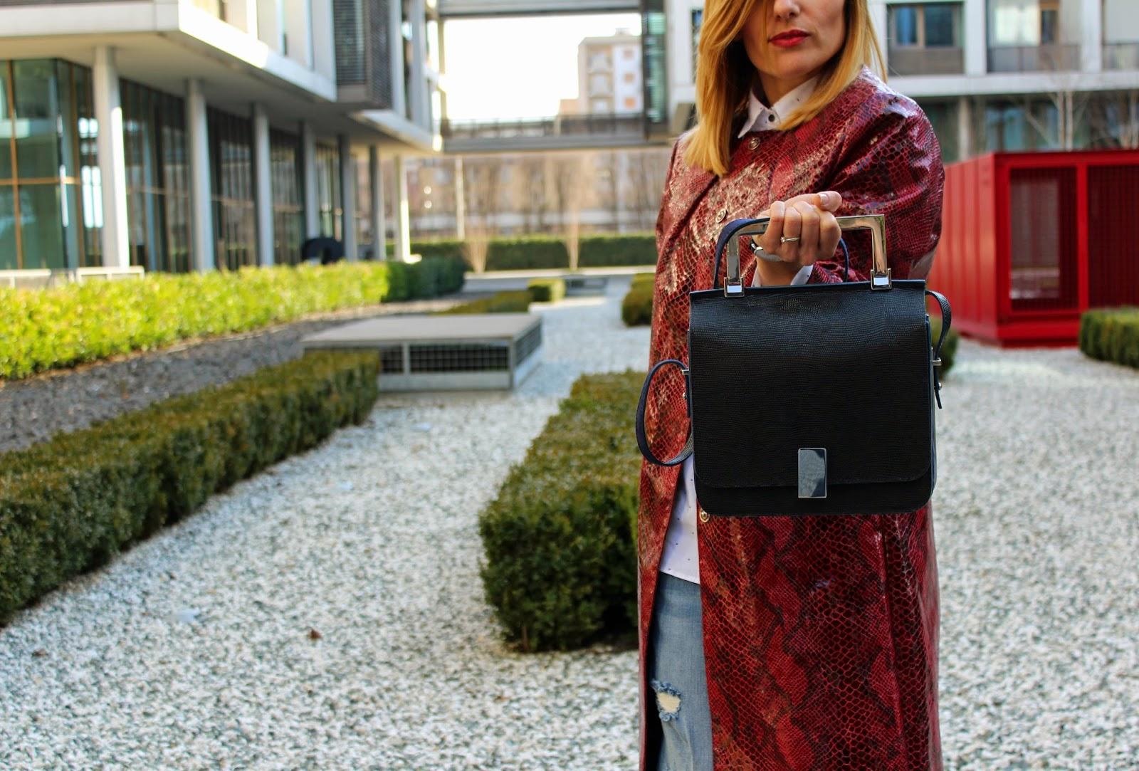 Eniwhere Fashion - Pignarea - Milan Fashion Week
