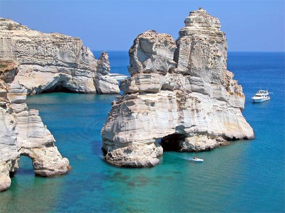Greek Islands Tourism
