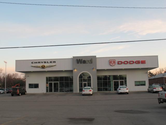 Ward kia chrysler