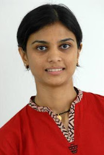 Trupti Murgunde Badminton Player