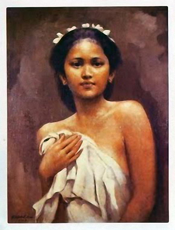 Karya Lukisan Basuki Abdullah