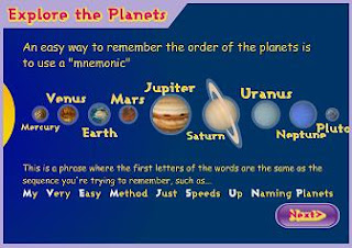 acronym for planets in order - photo #8