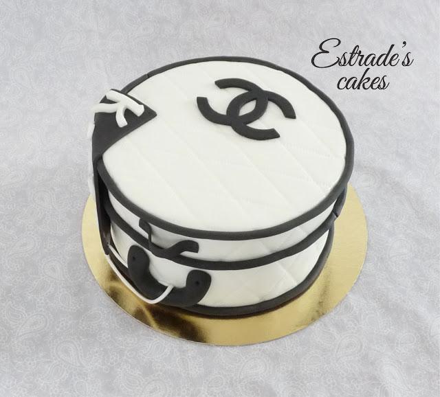 tarta neceser de Chanel 2