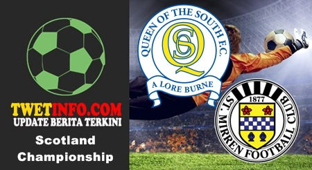 Prediksi Jitu Queen of the South vs St Mirren 05-09-2015