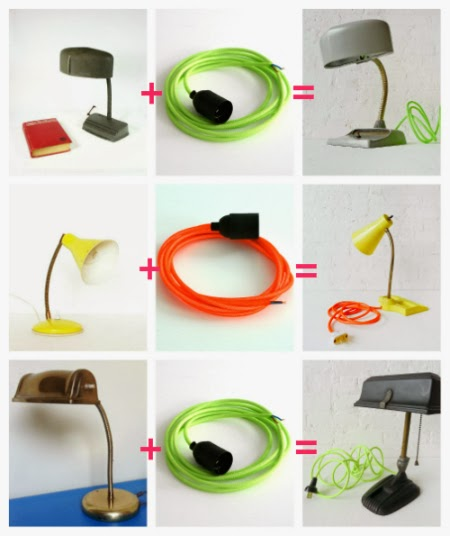 Update your vintage lamp