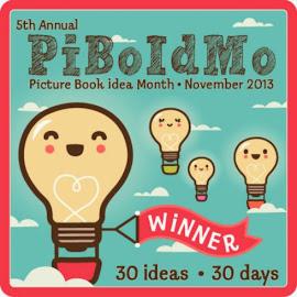 2013 PiBoIdMo Participant