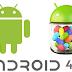 Android 4.3 tetap menggunakan kod nama Jelly Bean