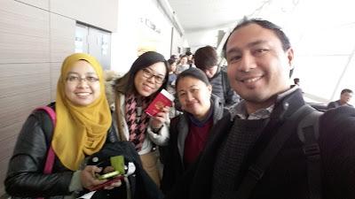 80 Hari di Korea : Hari 80 (Selamat Tinggal Korea!)