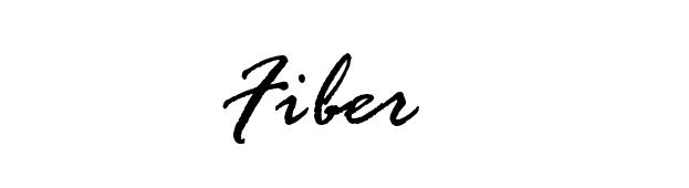 ♥ Fiber ♥