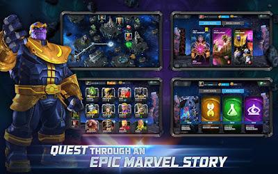 Marvel Contest Of Champions V4.0.2 Mod Apk + Data Free Download