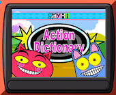 An action dictionary.