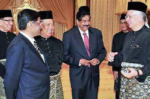 Dato' G. Palanivel takes oath of office