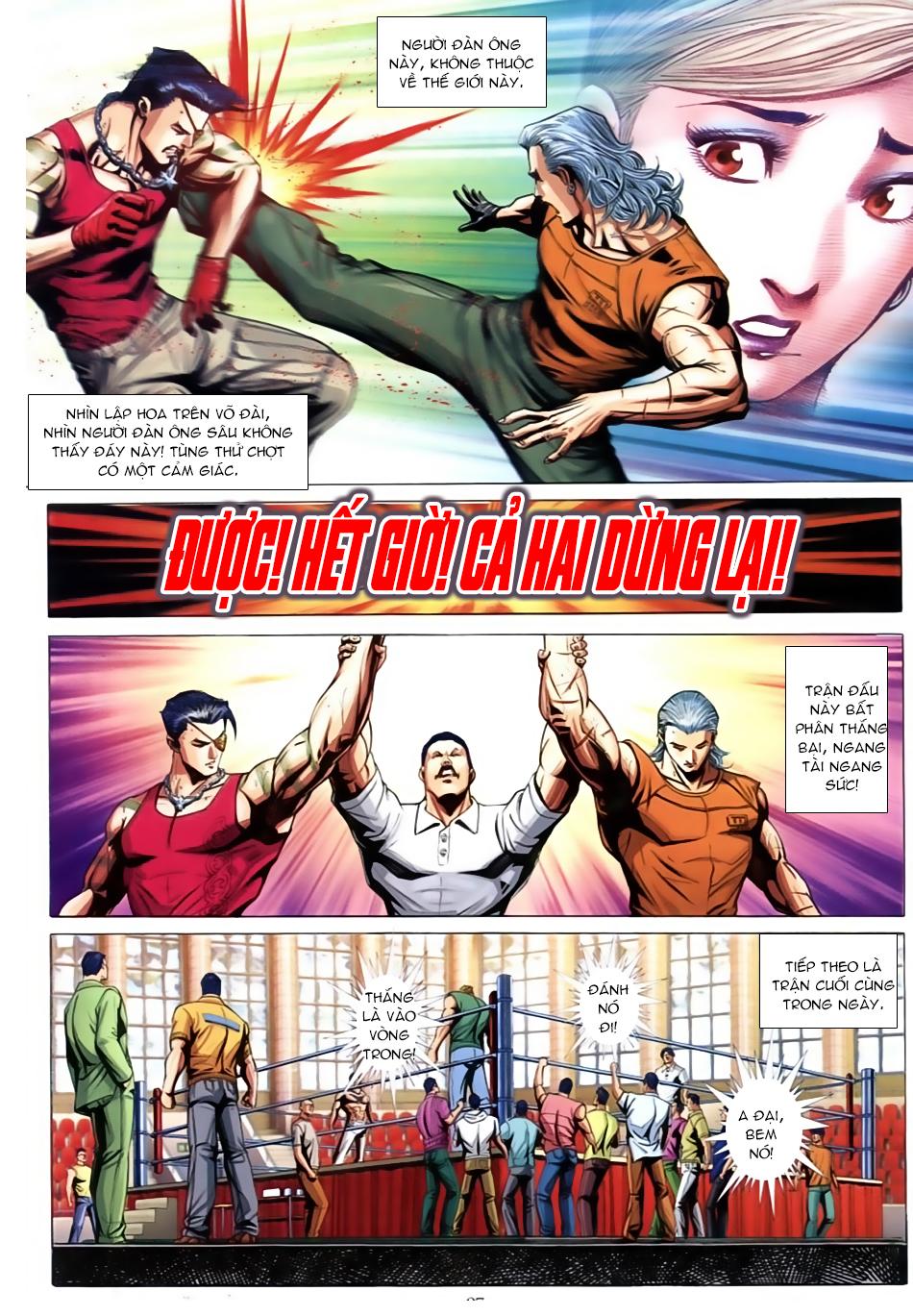 Người Trong Giang Hồ Chap 621 - Truyen.Chap.VN