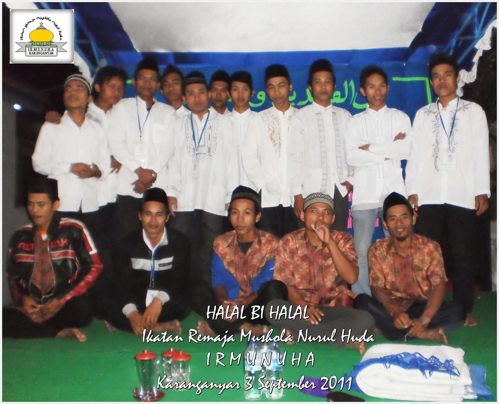 Halal Bihalal 2011