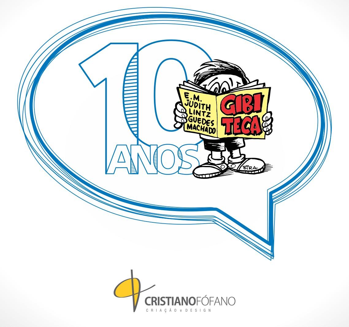 10 ANOS DA GIBITECA
