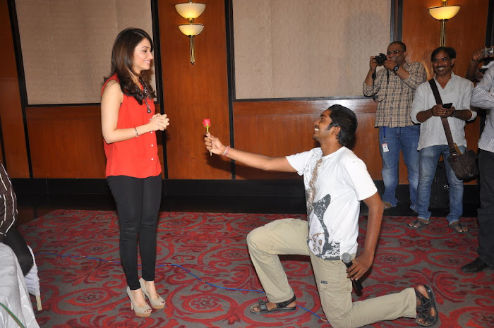 tamanna at 93.7 red fm glamour  images