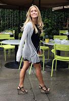 Kristin Cavallari calves