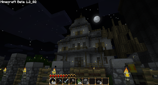 Minecraft House on Minecraft Ideas  Haunted House   Mofeta