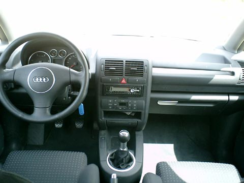 2013 Audi A2