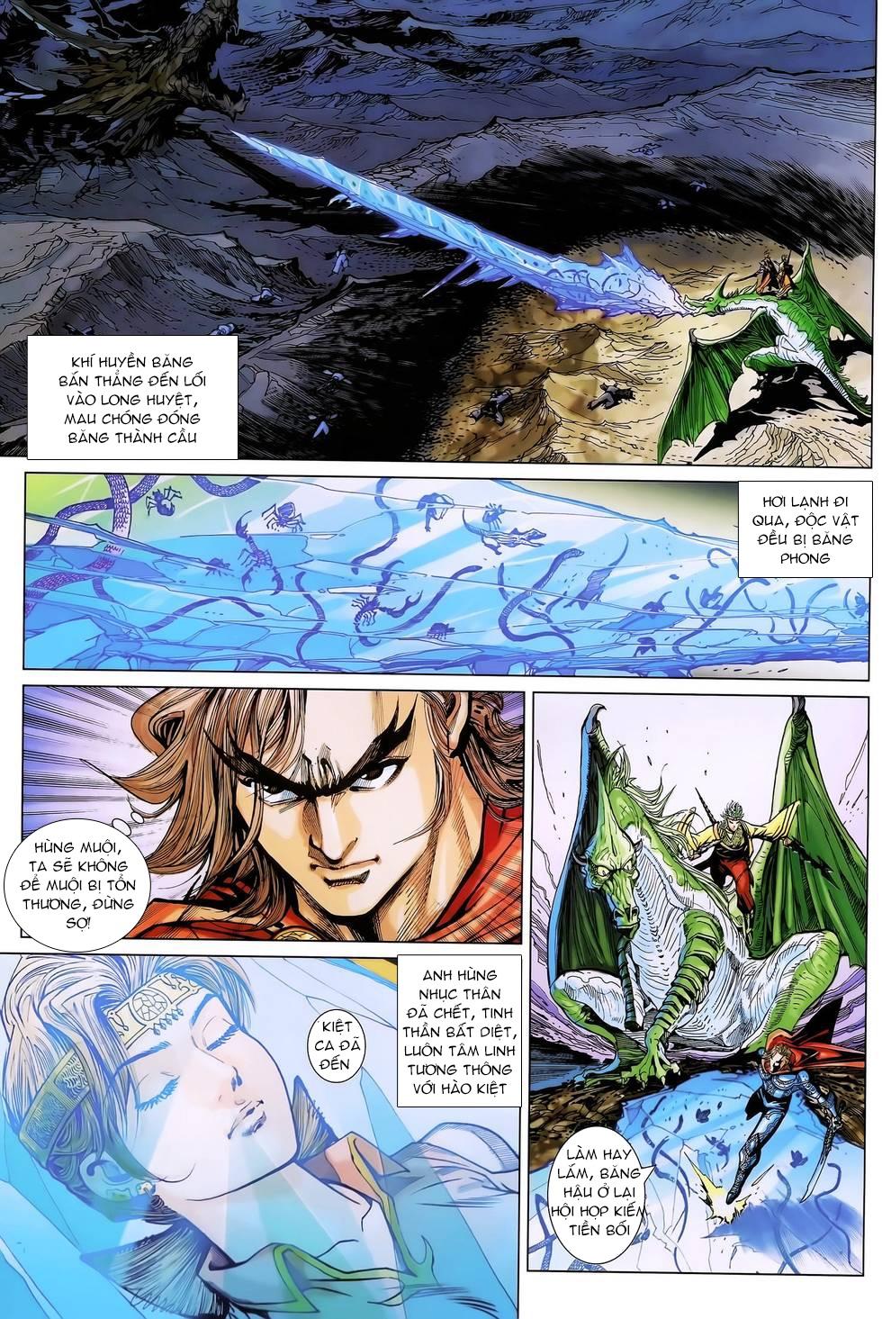 Thần binh huyền kỳ 3 - 3.5 tập 172 - 6