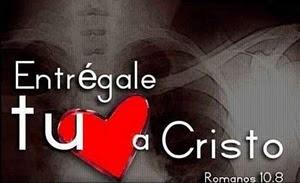 ))Entrégale tu corazon a Cristo((