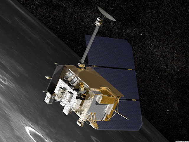 CRaTER Spacecraft