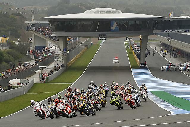 Características Circuito Moto GP EU