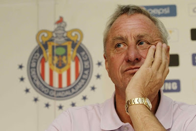 ohan Cruyff corrido de Chivas