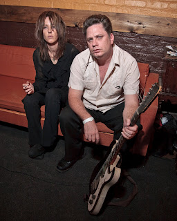 Dex Romweber Duo Are Playing Le Poisson Rouge on Nov. 4th along with the Meat Puppets