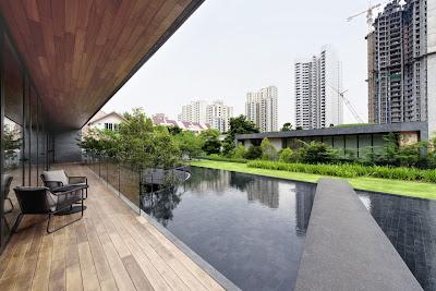 Rumah Kembar Dengan Roof Garden 2