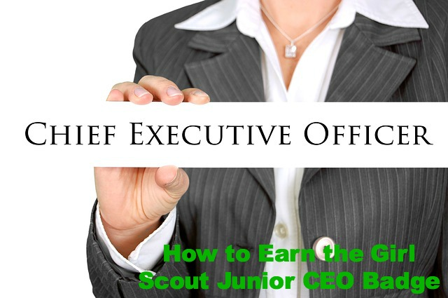 How to earn junior girl scout badges how to earn the girl scout how to earn the girl scout junior cookie ceo badge lesson plan for an easy solutioingenieria Images