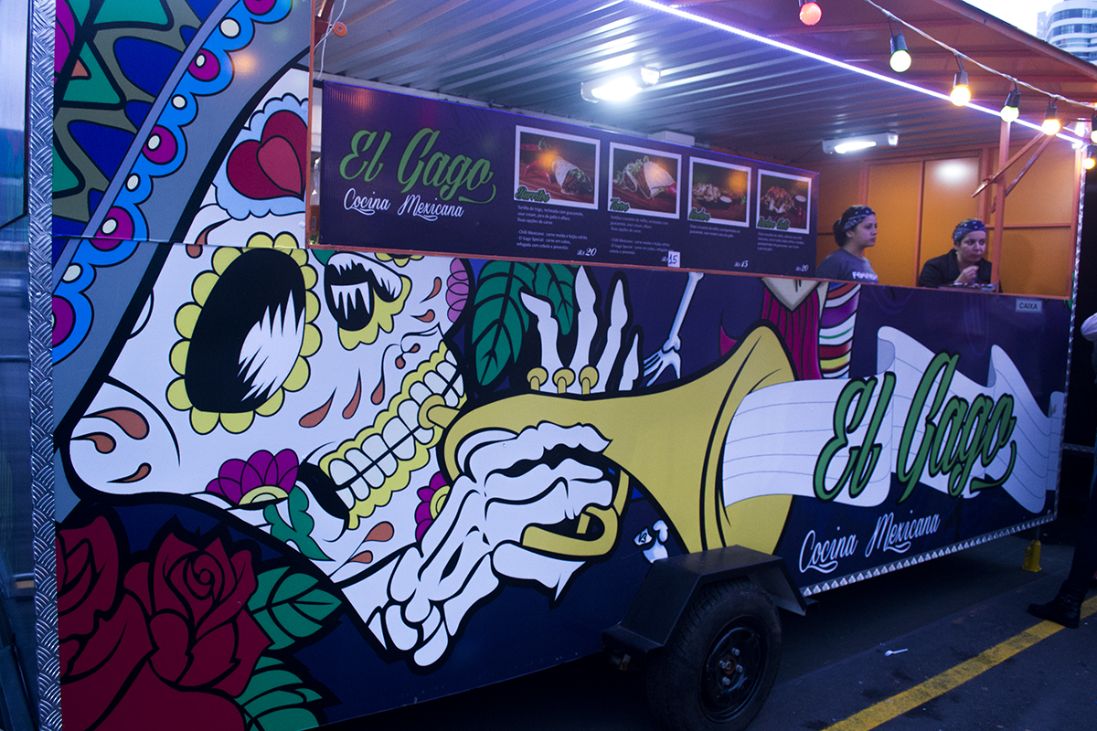 food truck el gaga