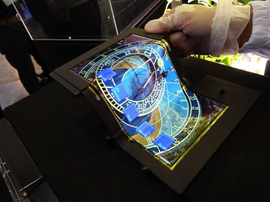 SEL OLED Display