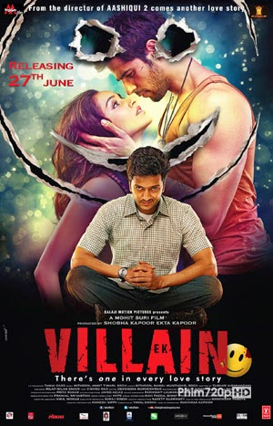 Ek Villain 2014 poster
