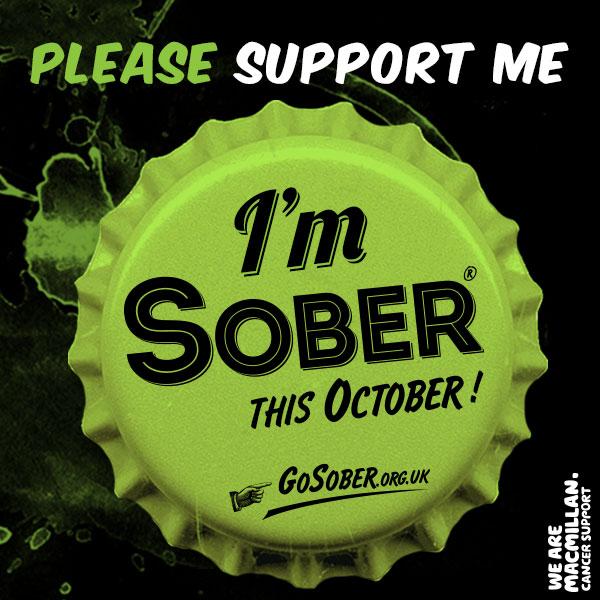 Going Sober for October