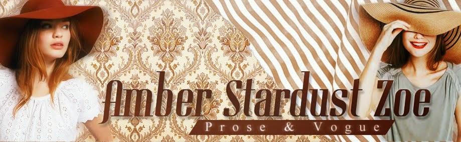 amber stardust