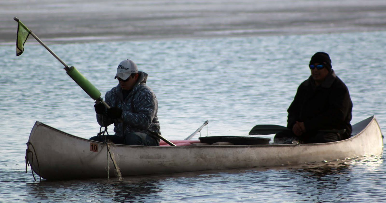 Exercising treaty rights for Mille lacs lake fishing regulations