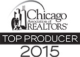 Multiple Time CAR Top Producer: Top 5% in Chicago!