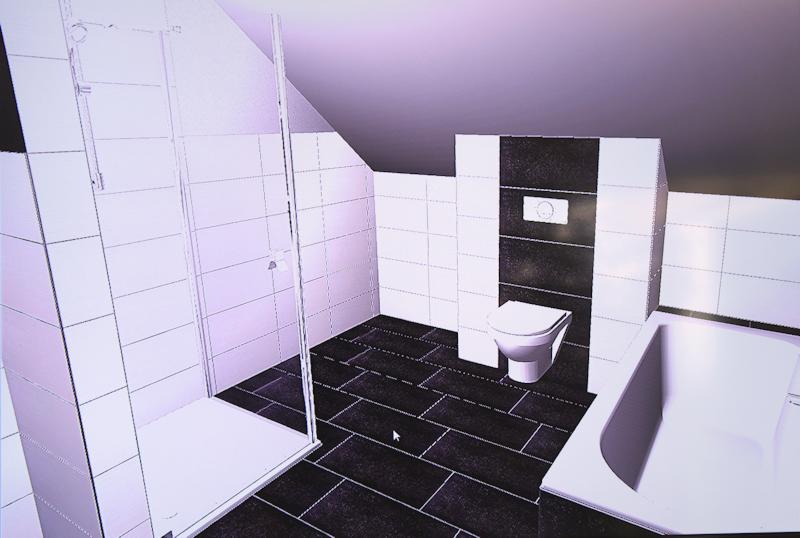 wir bauen ein haus: bemusterung: bad und gäste-wc, Hause ideen