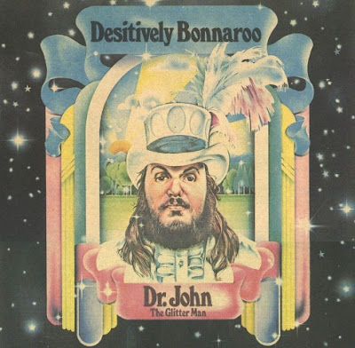 Dr. John, with the Meters – Desitively Bonnaroo (1974)