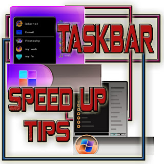 Taskbar Speed-up Tips for Windows