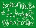 EDUCACIÓN PÚBLICA DE TODOS PARA TODOS