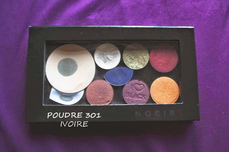 The bio pomponette blog zao recharges et palettes - Meilleure palette maquillage ...